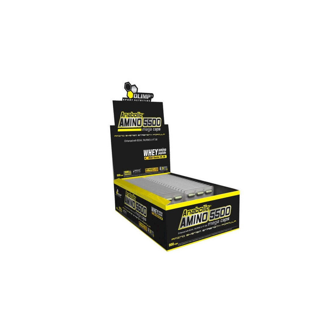 Body Attack Pre Work Attack 3.0 600g